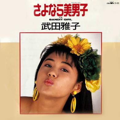 武田雅子(たけだまさこ)ディスコグラフィ