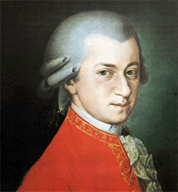 モーツァルト旋律