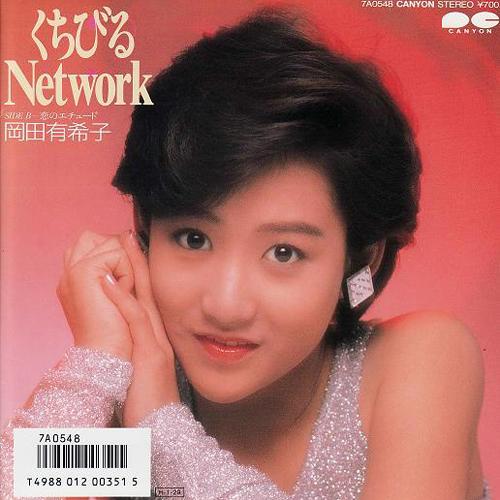 岡田有希子『くちびるNetwork』