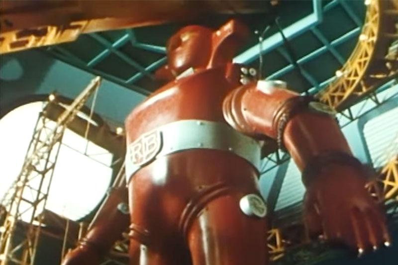 スーパーロボット レッドバロン